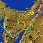 From Egypt to Canaan